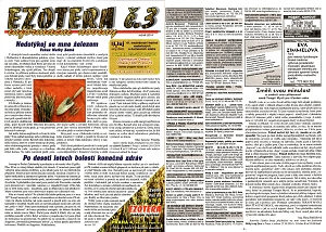 článek v Ezoteře 2014