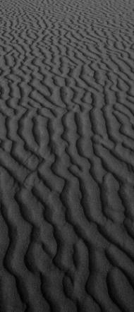 písečné duny Sahary v Maroku